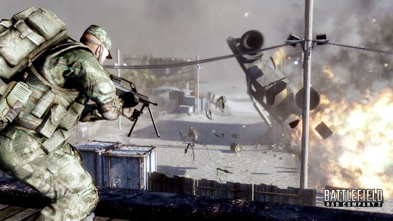 Battlefield Bad Company 2 Pc Game In 2020 With Images