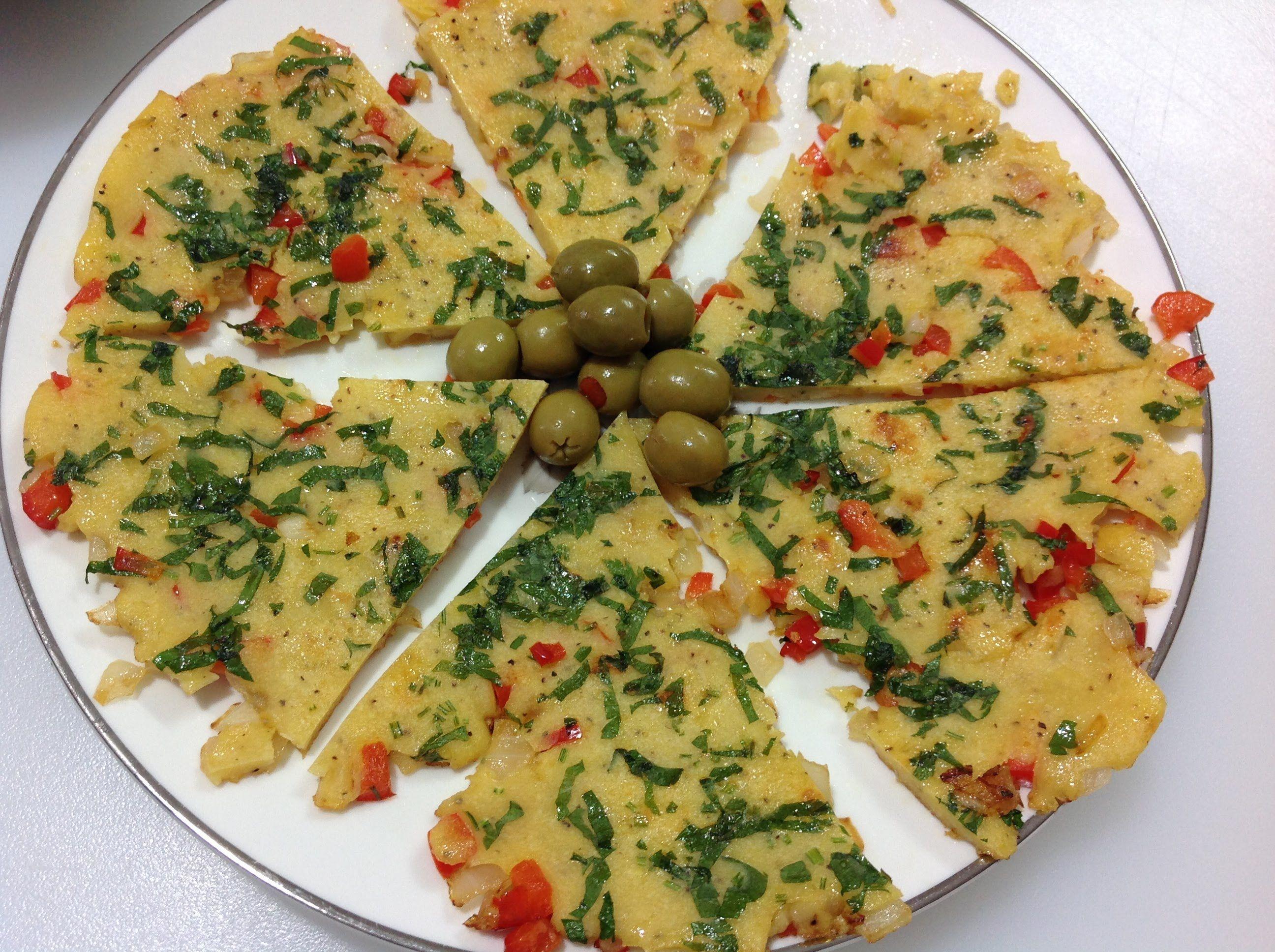 طريقة عمل عجة صيامى بدون بيض Vegetarian Recipes Recipes Vegan