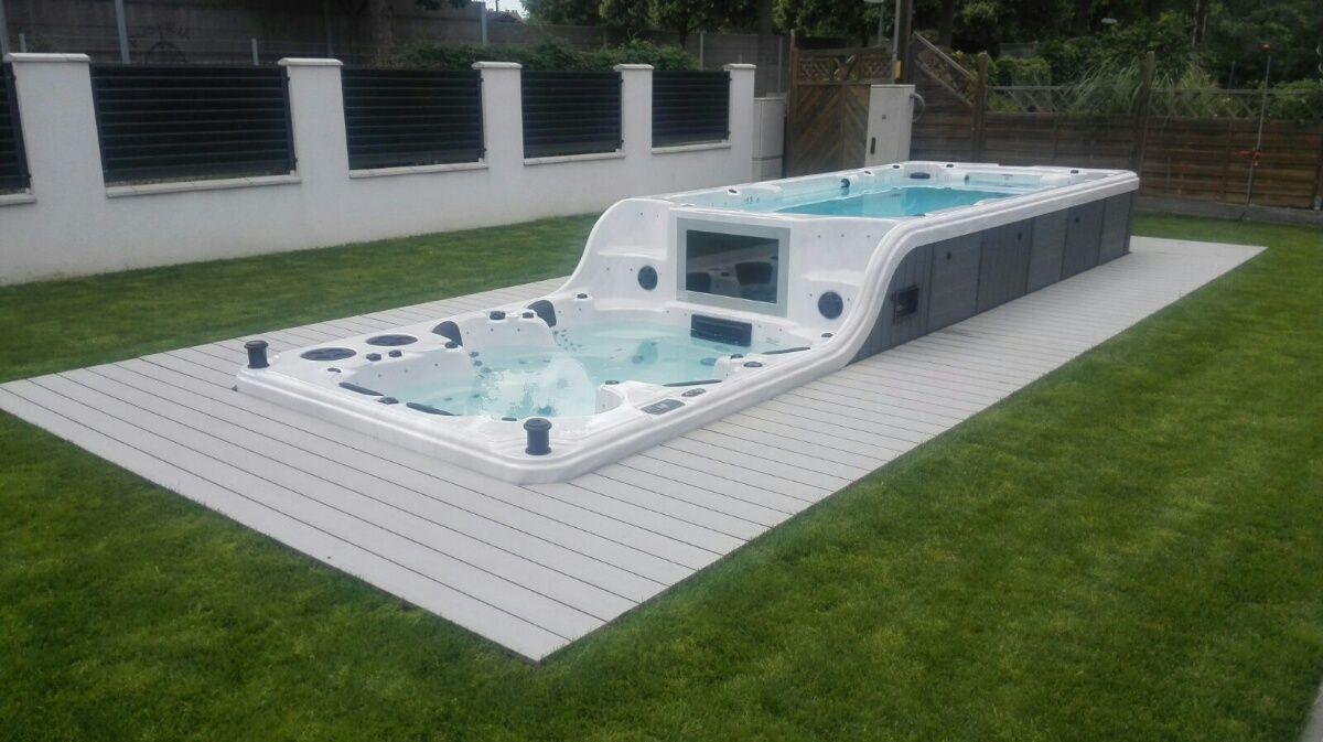 Luxema - der exklusivste Swim Spa von Armstark | Pool lounge ...