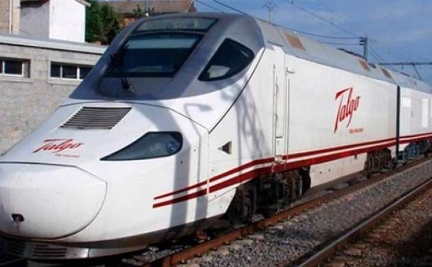 Spanish Made Talgo Has Become The Fastest Train In The Country By