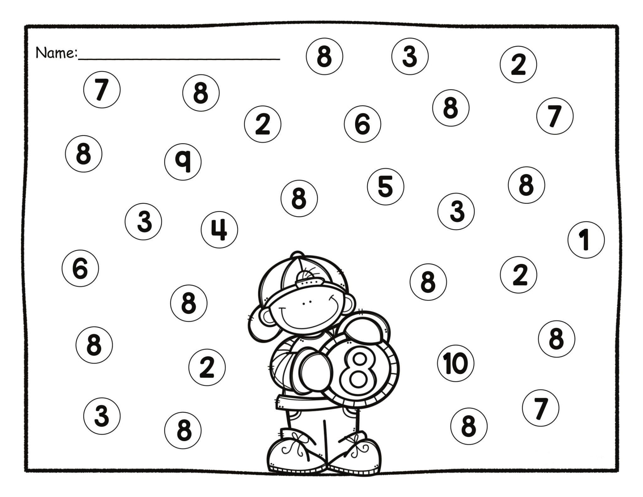 Okul Oncesi Boyama Sayfasi Etkinligi Okul Matematik Ve Okul Oncesi
