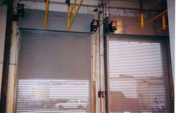 Commercial Garage Door Screens