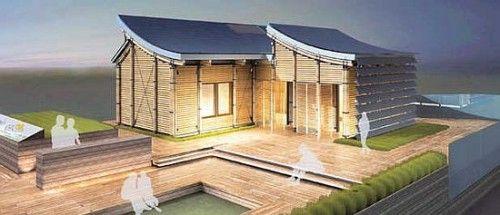 Imagen Solar Decathlon Universidad de Tongji