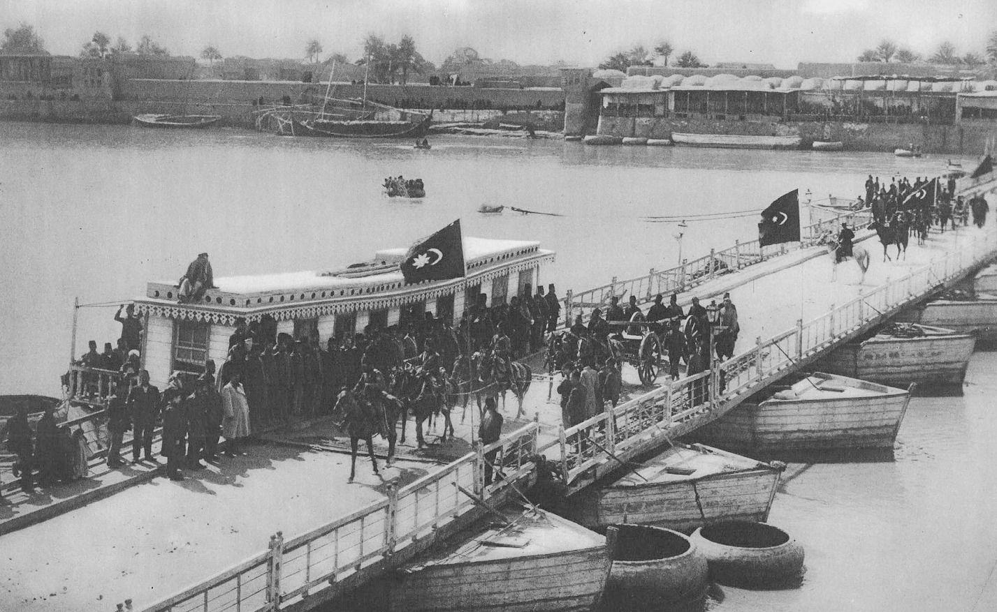 Dicle Nehri Manzarasi Irak 2020 Parthenon Bagdat Resimler
