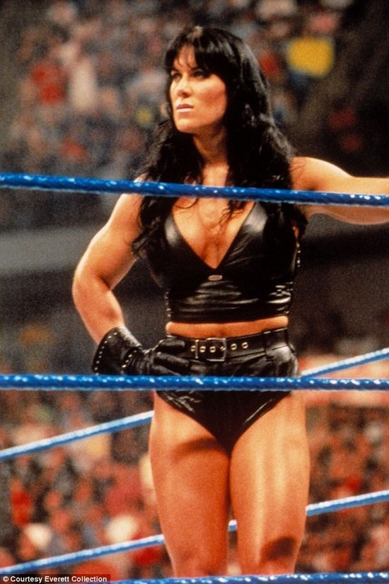 Image result for wwe chyna 1990