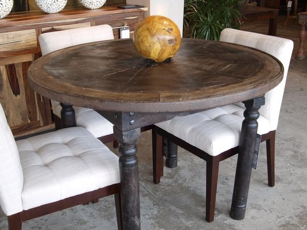 Image Result For Round Dining Table With 4 Legs Rustic Round Table Dining Table At Home Furniture Store