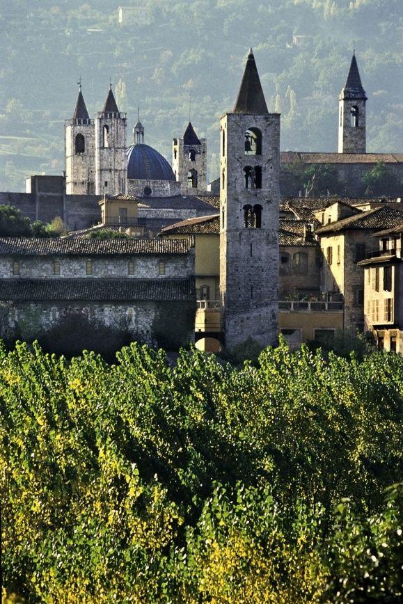Ascoli Piceno, Le Marche, Italy.
