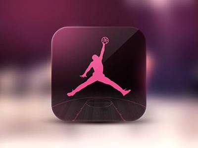 Air Jordan Icon   App icon design, Icon