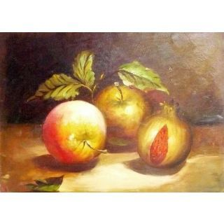 Real Handmade Cuisine Oil painting