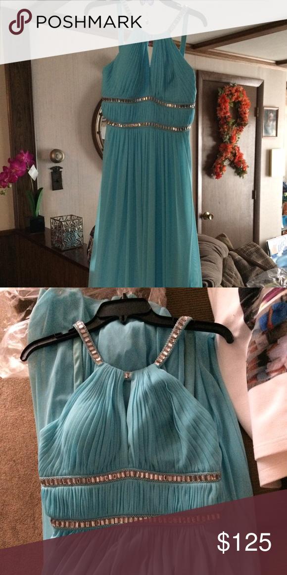 Joanna Chen Ny Gown Stunning Dress Size 8 Stunningly Beautiful