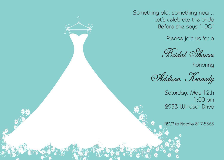 Bridal Shower Invitation Samples Card Invitation Templates Tiffany Bridal Shower Bridal Shower Invitations Templates Cheap Bridal Shower Invitations