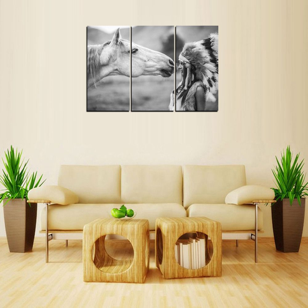 Cheap painting for living room, Buy Quality 3 panel directly from ...
