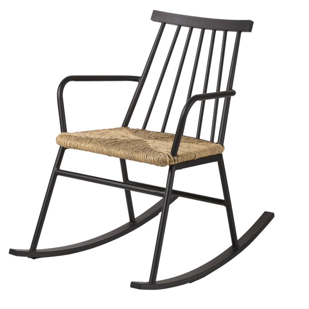 Mirada amaca sedia a dondolo in cotone monoposto mirada. Pouf Et Fauteuil De Jardin Rocking Chair Outdoor Rocking Chairs Chair