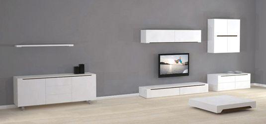 Mediamöbler och Sideboards Wohnzimmer Pinterest - sideboard für wohnzimmer