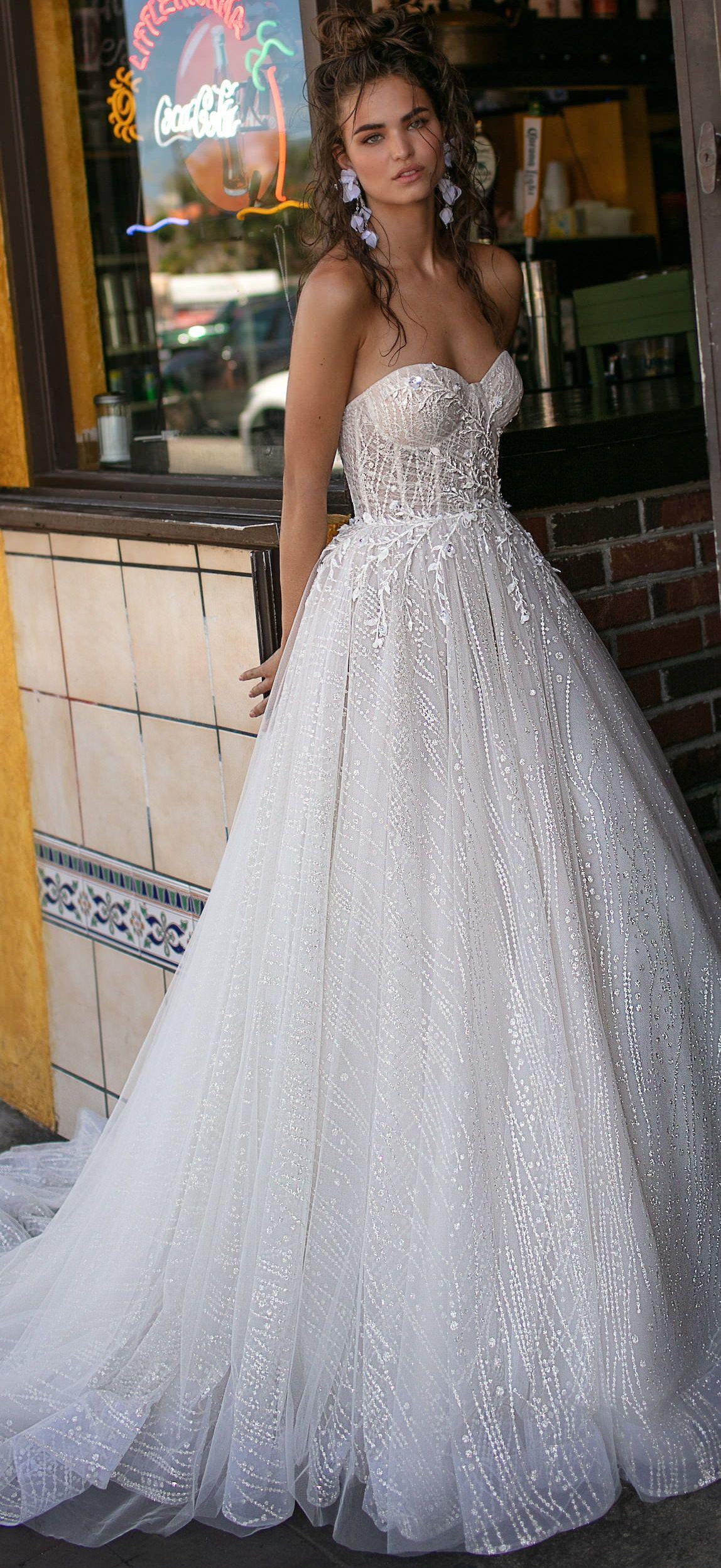 Ball Gown Wedding Dress By Berta Bridal Sweetheart Princess Bridal
