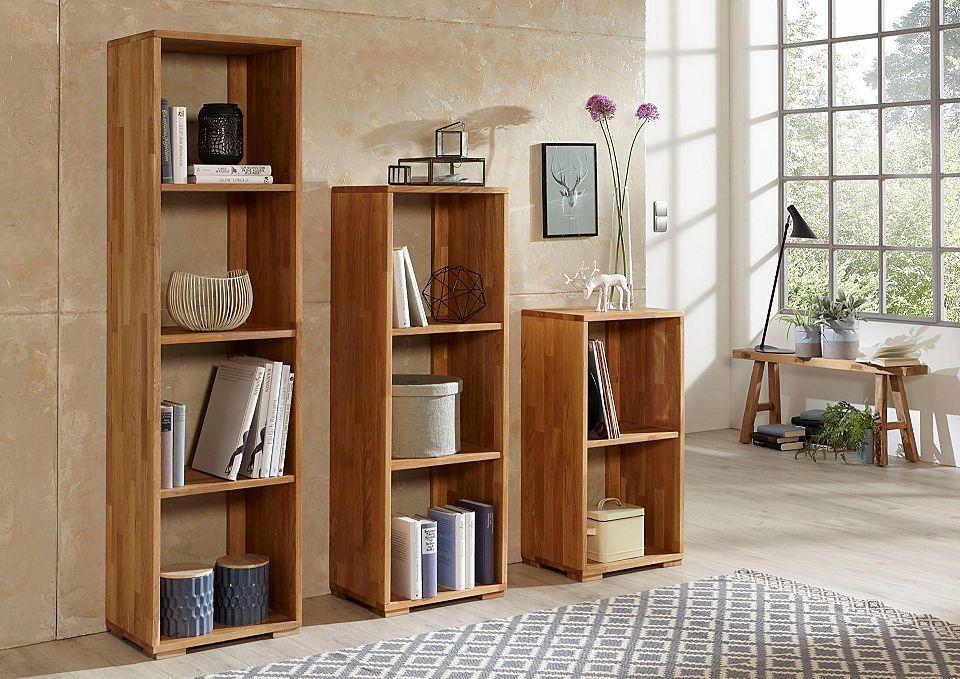 Relita Standregal »Marco«, in 3 verschiedenen Größen Jetzt bestellen - Wohnzimmer Grau Orange