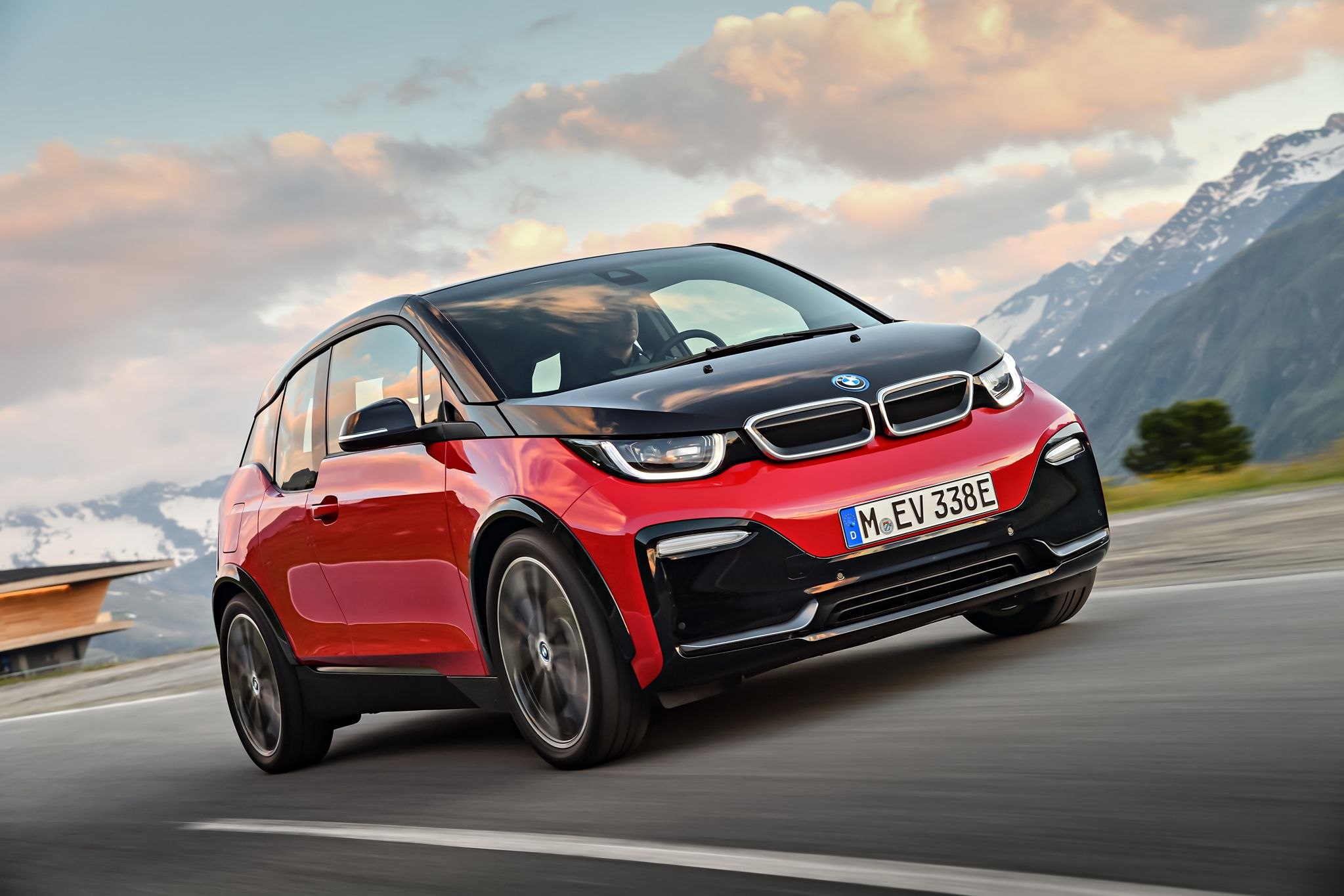 Bmw I3s Edrive Sheerdrivingpleasure Mperformance Xdrive