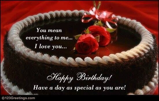 Birthday Wishes Romantic Him ~ Birthday wishes quotes for him beautiful happy birthday quotes