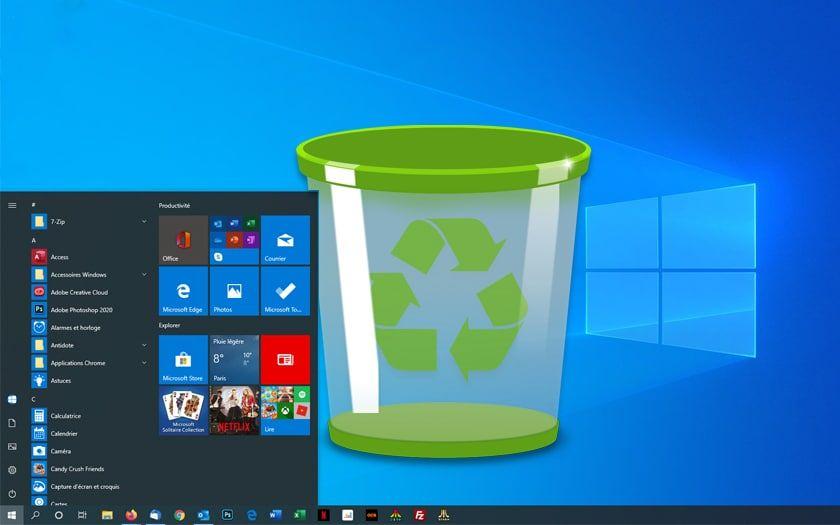 إلى أن تقدم Microsoft إصلاح ا إلى Kb4532693 الذي يمحو الملفات الموجودة على سطح المكتب نطرح لكم هنا حلا مؤقت ا لاستع Electronic Products Windows 10 Windows