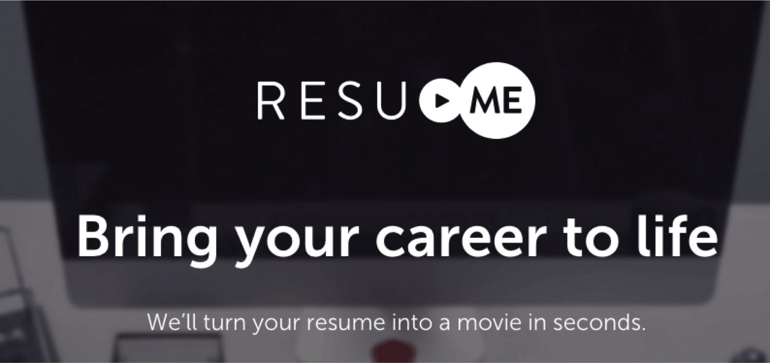 Resu Me A New Way To Share Your Career Story Adecco Usa Blog Cover Letter Tips Career Story