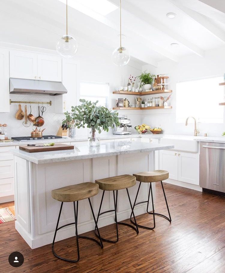 Floating Kitchen Island Designs: Pin By Adventure Fund On Kitchen Project