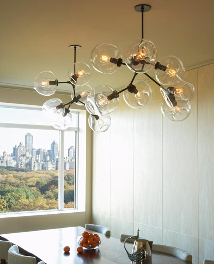All The Secrets Of A Well Lit Room Contemporary Dining Room