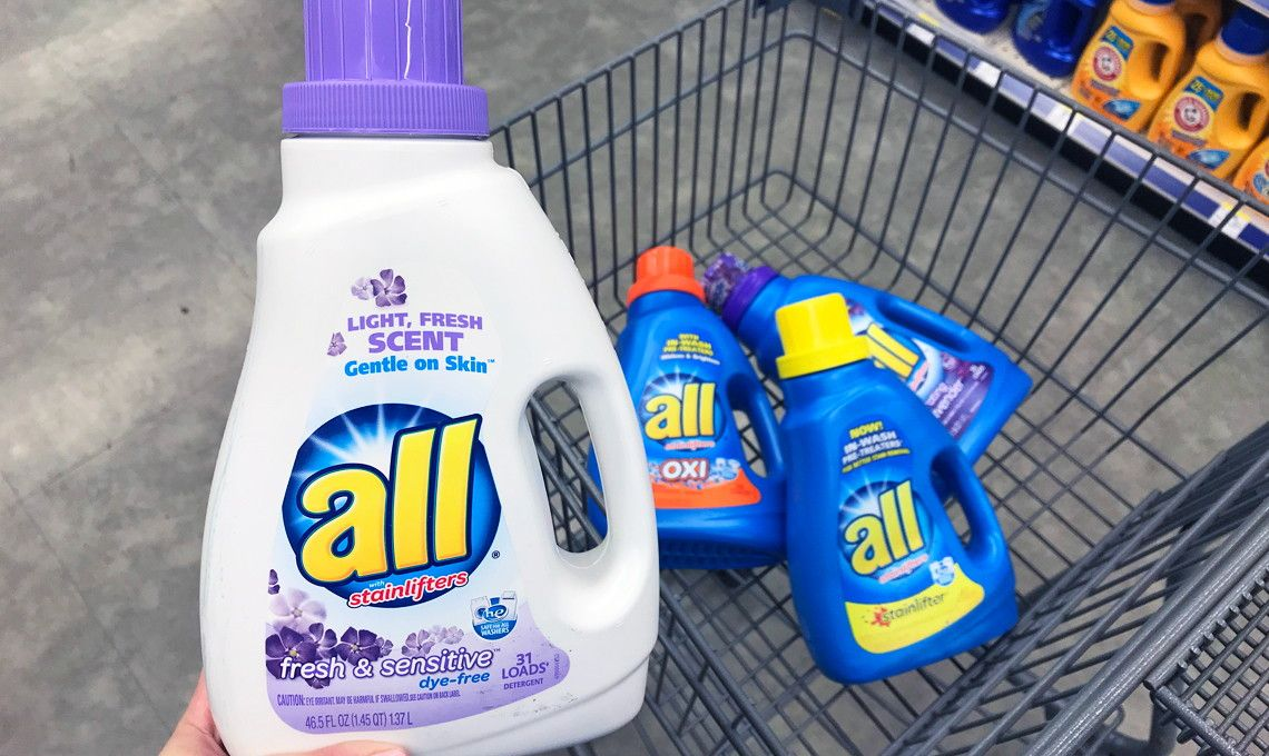 Cheap All Xtra Laundry Detergent At Walgreens Next Week Xtra