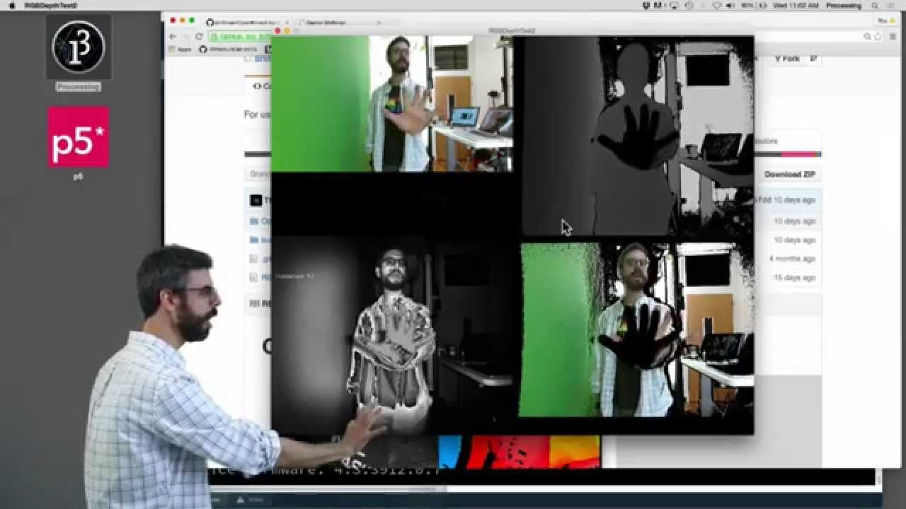 125 closest or highest point tracking kinect and processing 125 closest or highest point tracking kinect and processing tutorial kinect processing tutorial pinterest high point and tutorials baditri Gallery