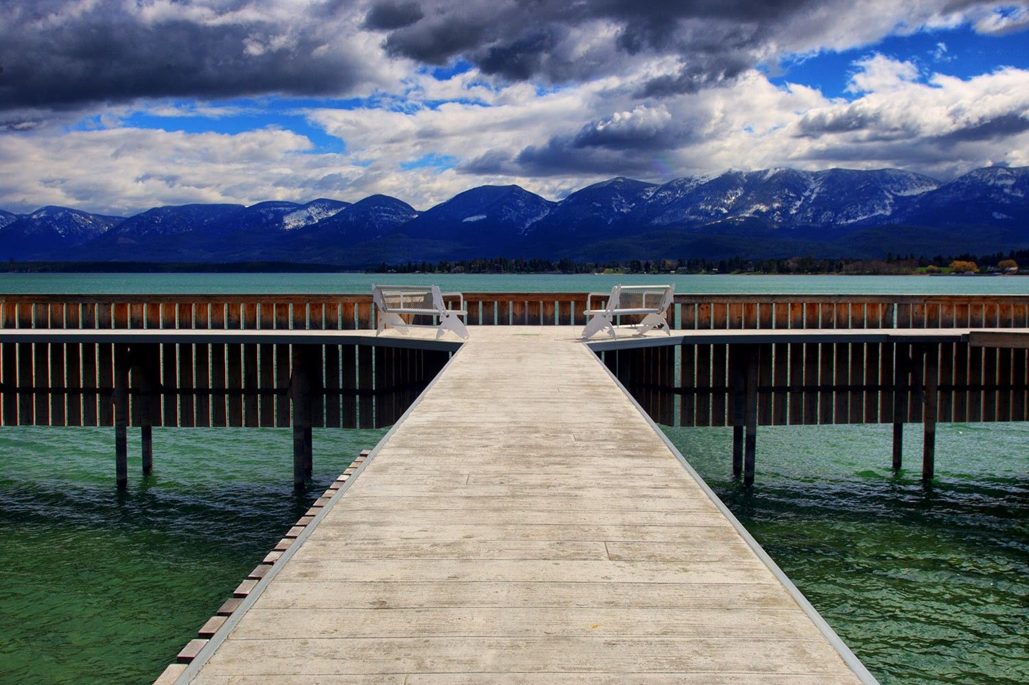 Kwataqnuk Resort Glacier National Park Lodging Flathead Lake Hotel