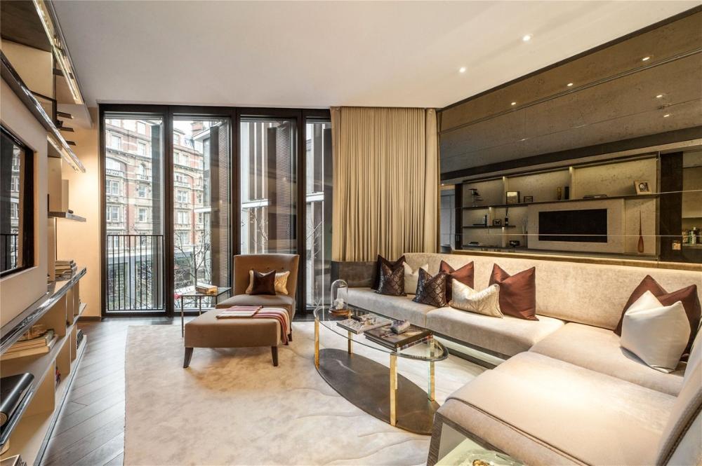 One Hyde Park, Knightsbridge, London, SW1X: a luxury ...