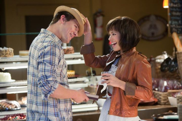 love. The Vow.