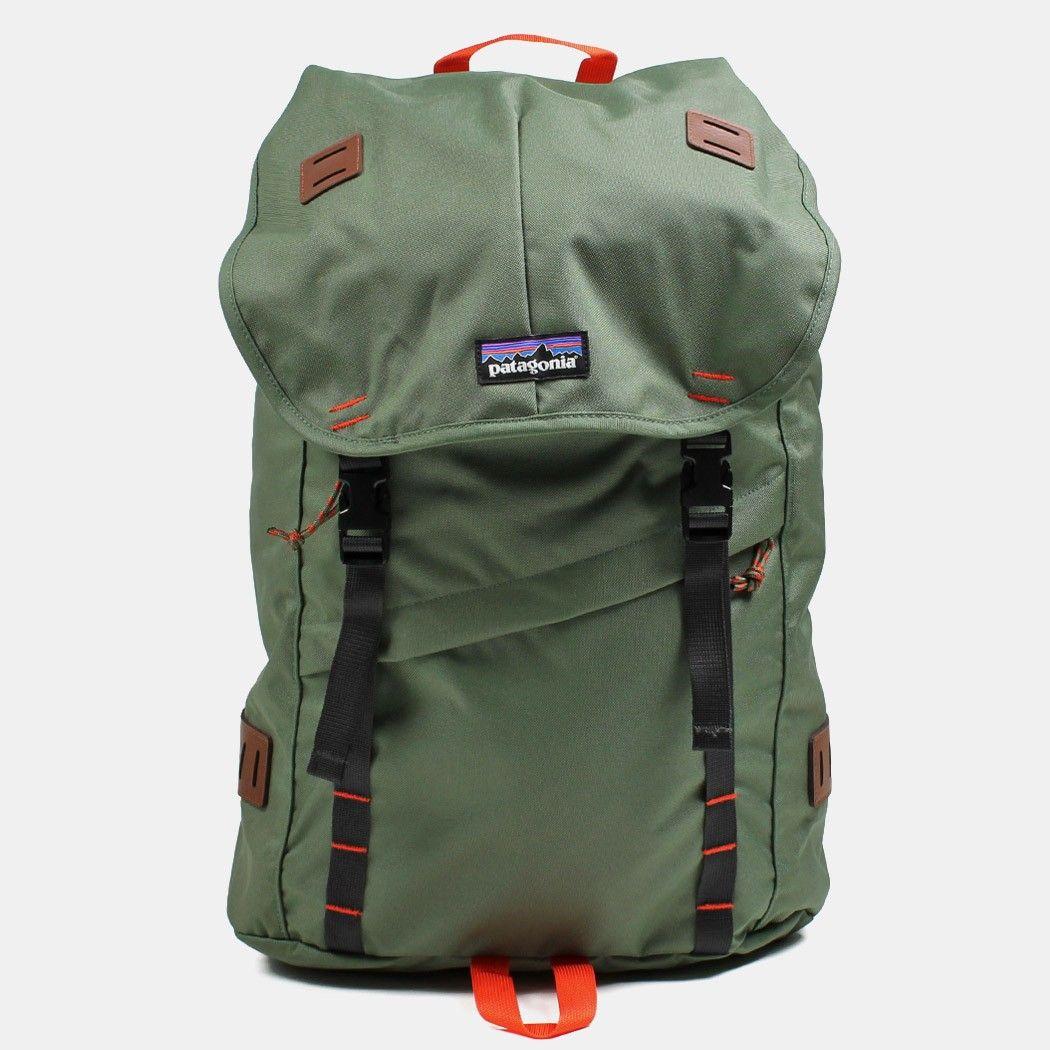 große Sammlung neues Hoch suche nach authentisch Patagonia Arbor Pack 26L Backpack - Camp Green   My wishlist ...