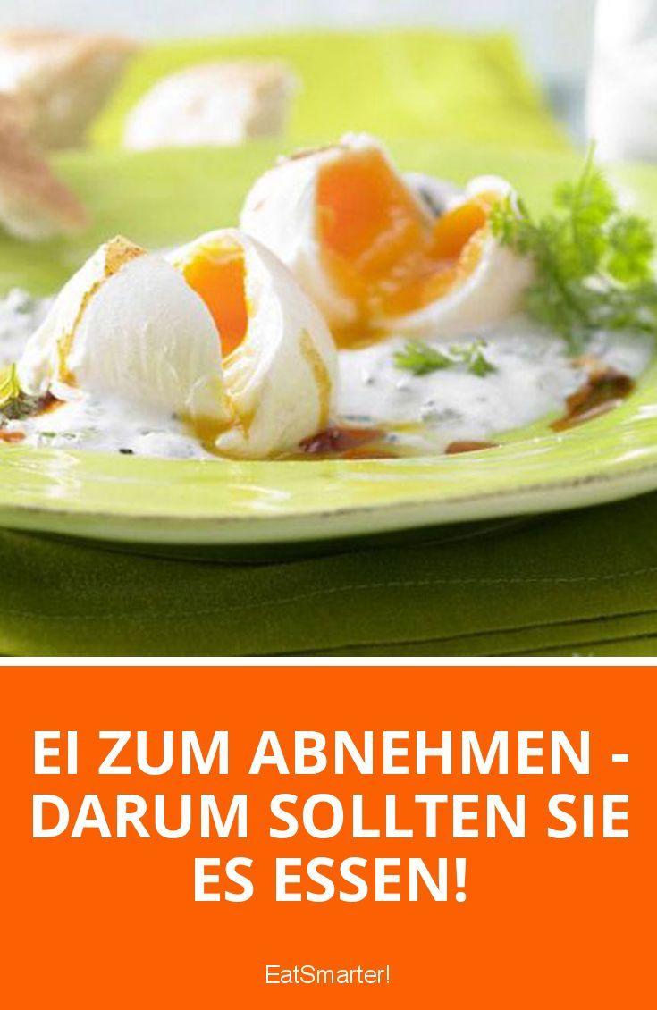 nur eier essen abnehmen