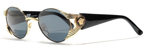 vintage versace sunglasses shades pinterest. Black Bedroom Furniture Sets. Home Design Ideas