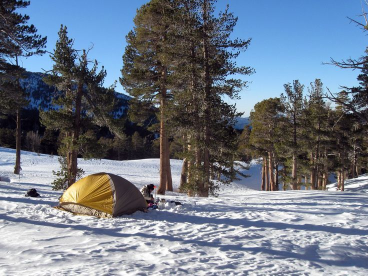 Coldweather camping tips to keep you warm while you sleep