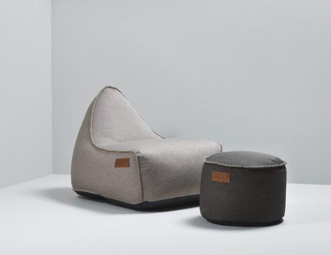 SACKit sækkestole i alle farver - Retro sækkestole fra SACKit i fedt design, gratis fragt | SACKit