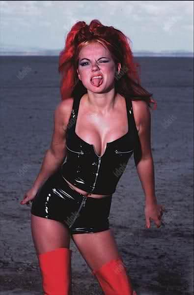 Ginger My Fav  Celebrities  Spice Girls, Geri Halliwell -8353