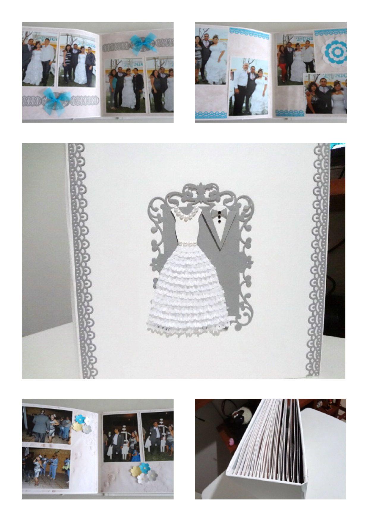 Album fotografico para boda Facebook:  Laura Tarjetas