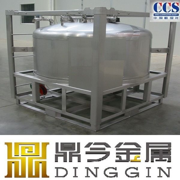 Hot Item Palm Oil Storage Stainless Steel Ibc Tank In 2020 Oil Storage Stainless Steel 304 Storage
