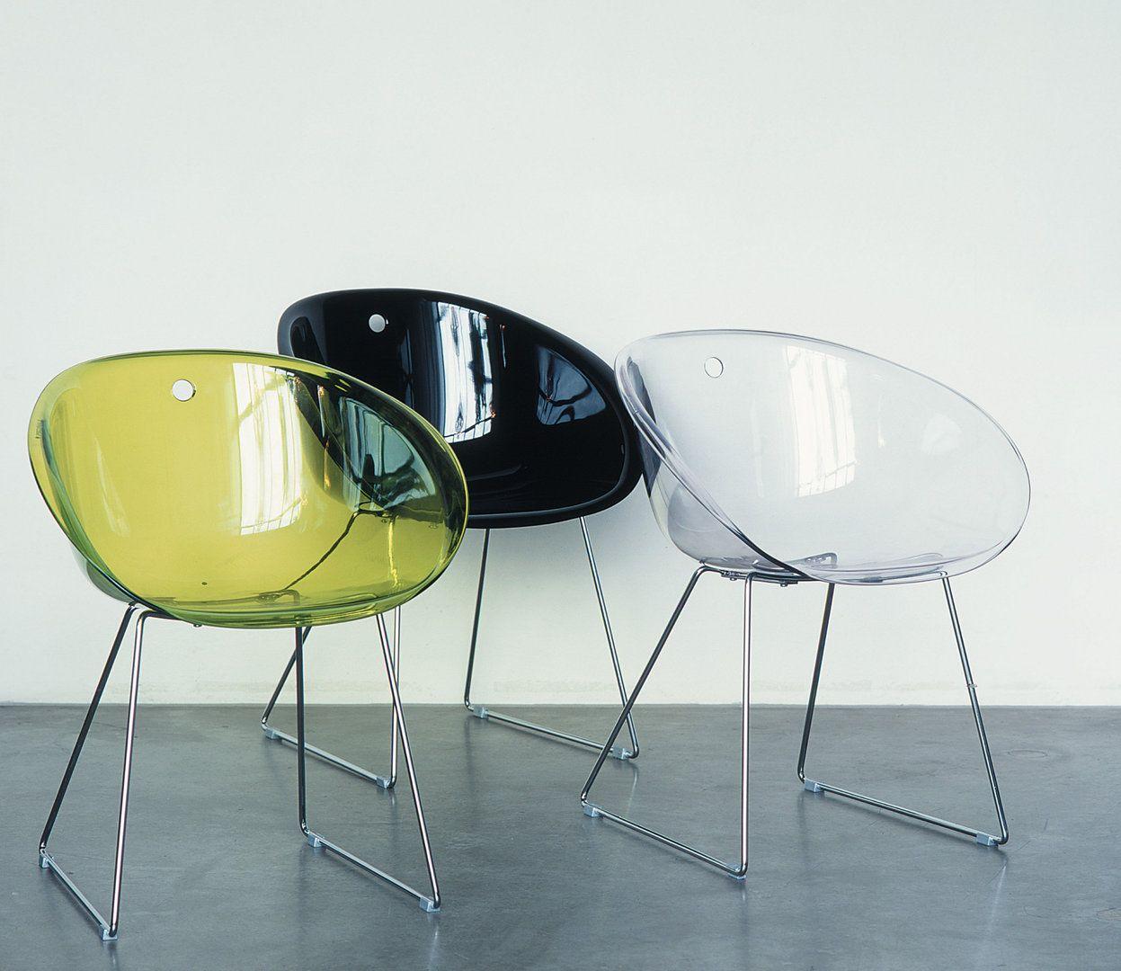 Pedrali gliss stuhl schalenstuhl sillas pinterest for Design stuhl range