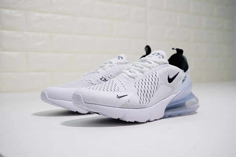 57be5575f70 Nike AIR MAX 270 DUSTY CACTUS Black White AH8050 001 2018 Spring Summer  Authentic