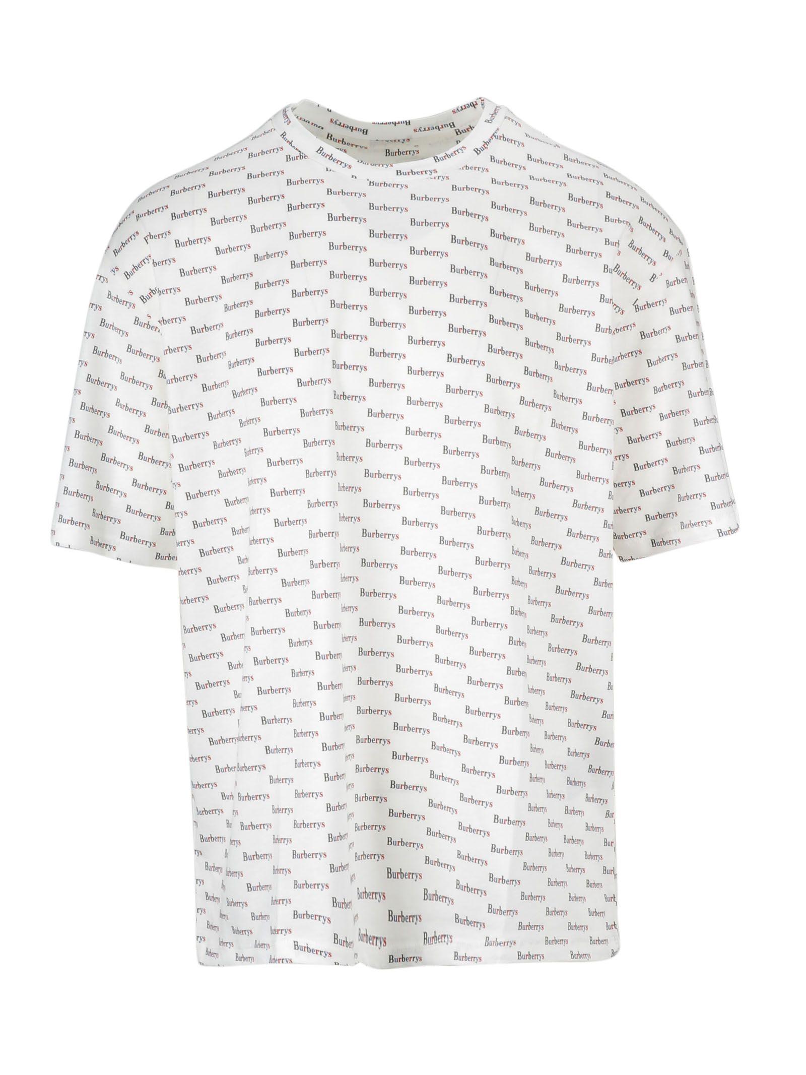 4e6f09bbc BURBERRY LOGO PRINT T-SHIRT. #burberry #cloth | Burberry | Burberry ...