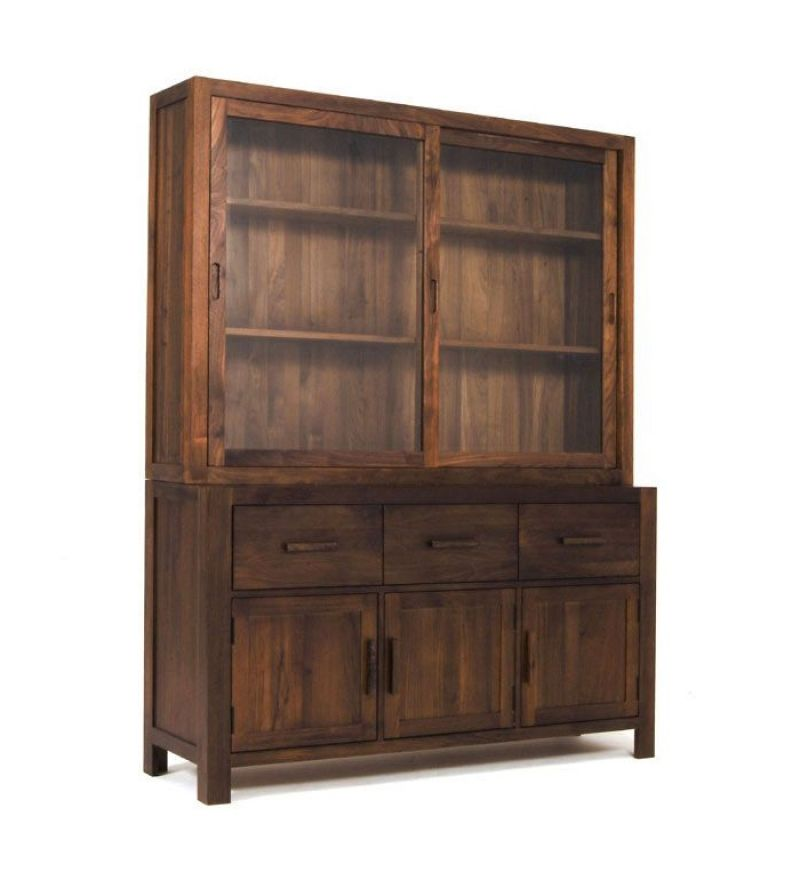 PERFECT HUTCH.. Hutch Cabinet In Sheesham Wood | Cabinets | Crockery ...