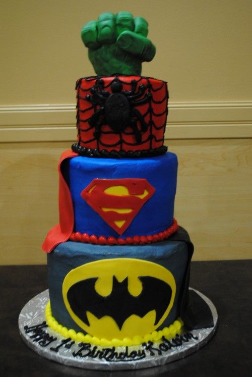 Birthday Cakes Custom Cakes Arlington TX Spiderman Party - Wedding Cakes Arlington Tx