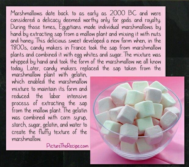 Marshmallow facts