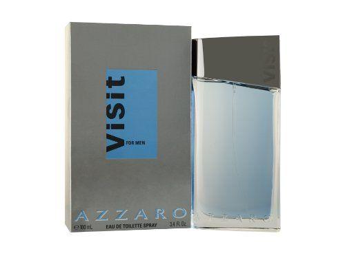 Azzaro Visit By Azzaro For Men. Eau De Toilette Spray 3.4 Ounces  http://www.themenperfume.com/azzaro-visit-by-azzaro-for-men-eau-de-toilette-spray-3-4-ounces/
