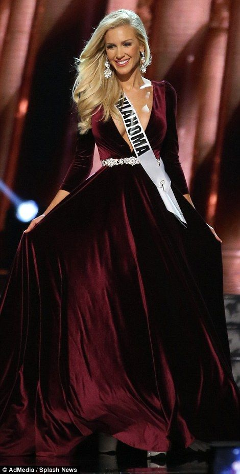 The Miss USA pageant is officially underway! | Glamorous evening ...