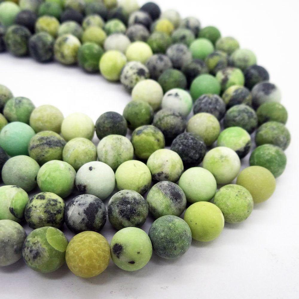 """6mm 8mm Full 15.5/"""" Matte Red Line Jasper Beads Gemstone Beads"""