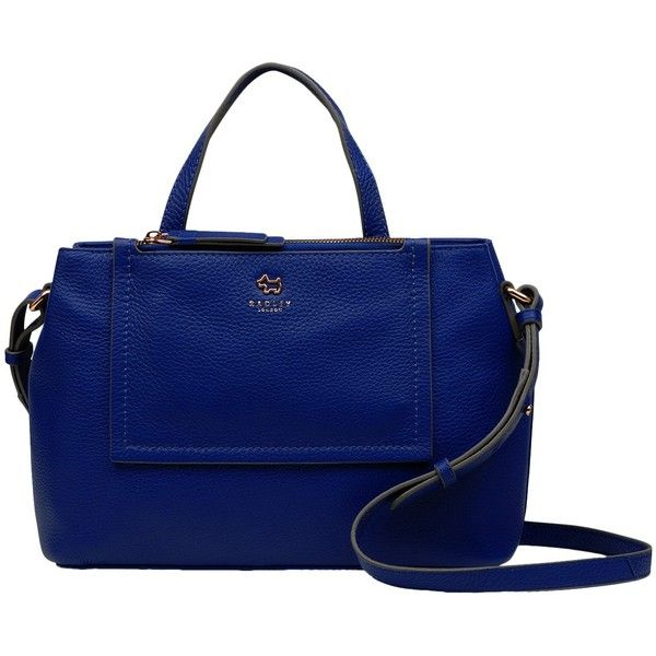 Radley Hing Downs Leather Multiway Bag 895 Pln Liked On Polyvore Featuring Bags