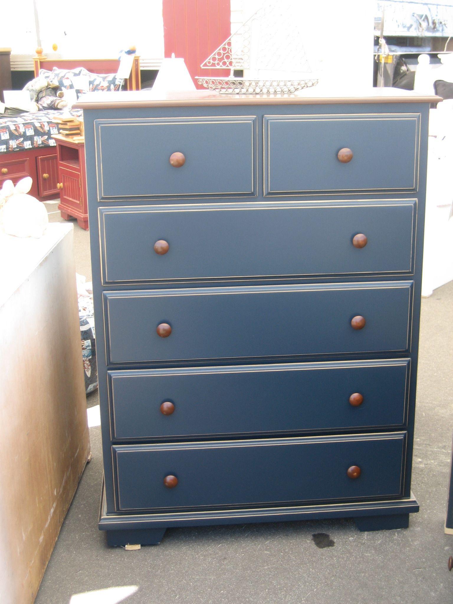 Kids alley tumbleweed collection drawer split dresser distressed